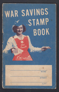 0005WS1712 - FWS - War Savings Stamp Book