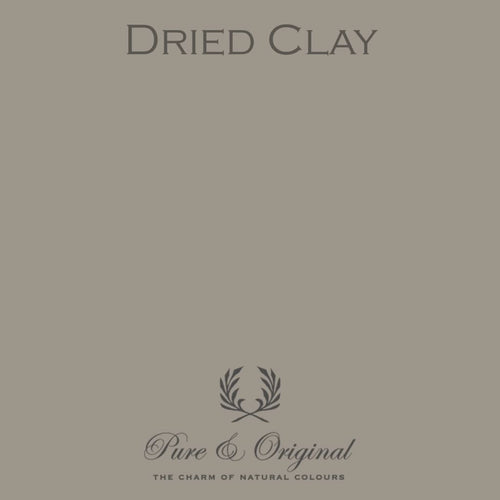 Pure & Original - Dried Clay - Cara Conkle