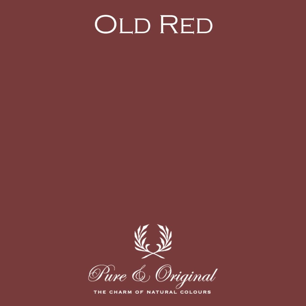 Pure & Original - Old Red - Cara Conkle