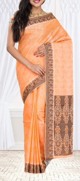 Embose Cotton Saree