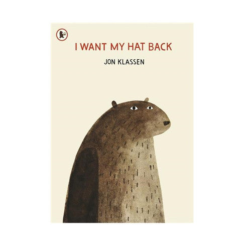 I Want My Hat Back Book | Dapper Mr Bear