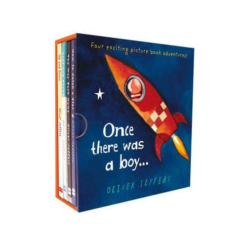 Once There Was a Boy - Boxed Set | Dapper Mr Bear