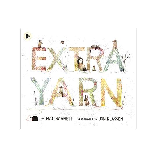 Extra Yarn Book | Dapper Mr Bear