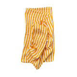 Swaddle - Citrus Stripe - Clementine Kids - Dapper Mr Bear - www.dappermrbear.com - NZ