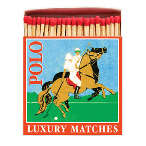 Archivist Polo Matchbox