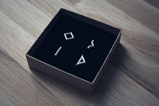 Single Geometry earring, create your own set