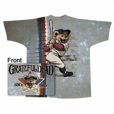 Grateful Dead - Old Time Baseball T-Shirt