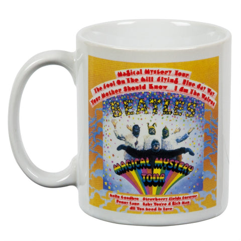 The Beatles - Magical Mystery Tour 11oz Coffee Mug
