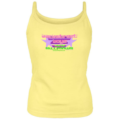 Backstreet Boys - Millennium Juniors Tank Top