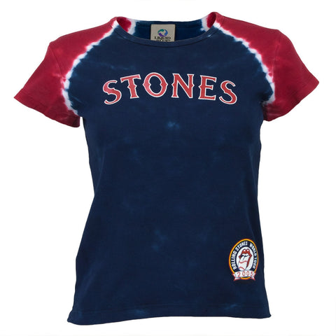 Rolling Stones - Boston 05 Juniors Babydoll T-Shirt