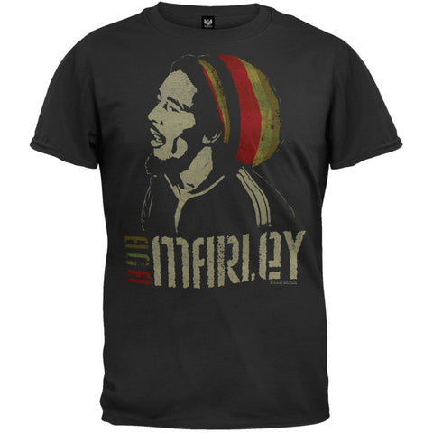 Bob Marley - Old School T-Shirt