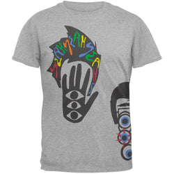 Yeah Yeah Yeahs - Abstract Portraits T-Shirt