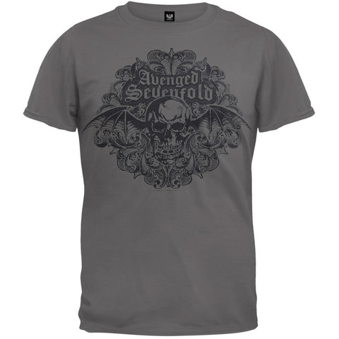 Avenged Sevenfold - Scrolled Soft T-Shirt