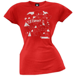 Maroon 5 - Mountains Juniors T-Shirt
