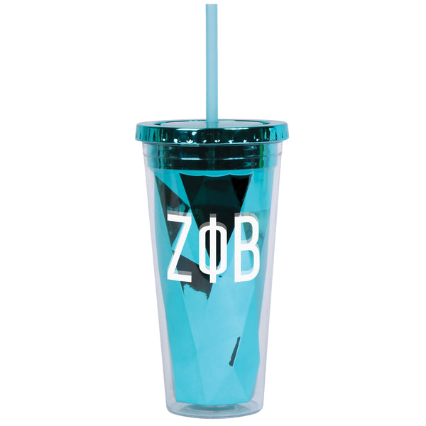 Metallic Tumblers  Zeta Phi Beta