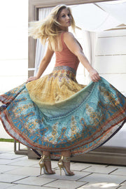 Indian Detail Skirt