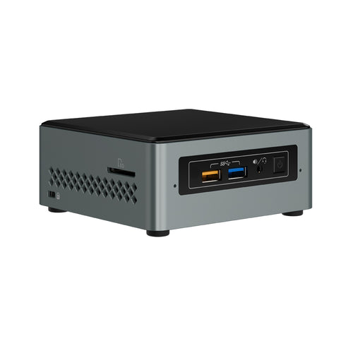 Intel NUC6CAYH Apollo Lake NUC Mini PC Barebone - BOXNUC6CAYH