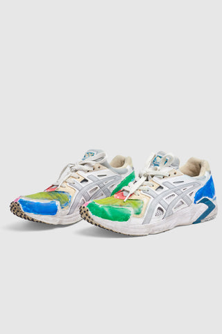 """Asia Tour"" - Hand Painted Sneakers by Steve Aoki #1"
