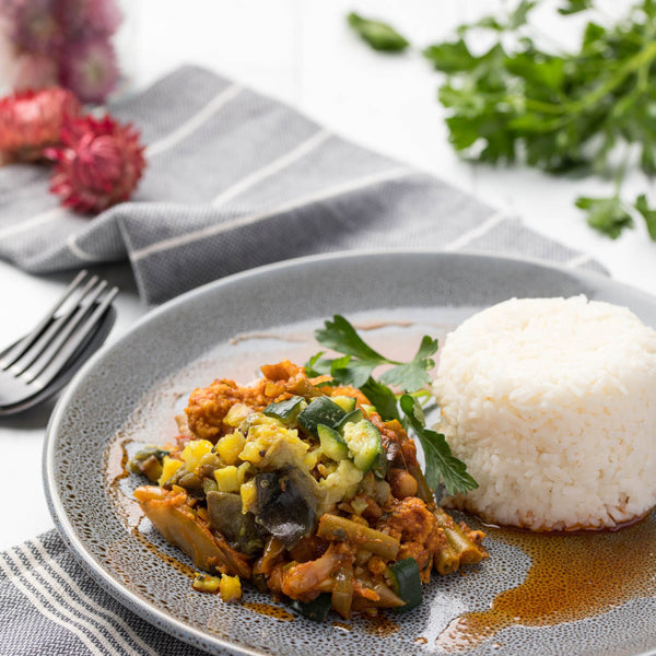 My Chef Healthy Frozen Meals - Indian Vegetable Curry