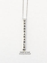 Unlocking Greatness® Unbreakable Necklace +Permission Card
