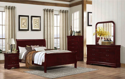6 Piece Desmond Bedroom Suite