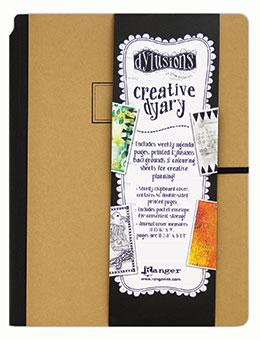Dylusions Creative Dyary 2 - Large
