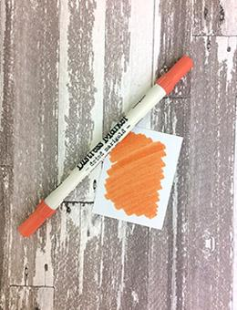 Tim Holtz Distress® Dual Tip Marker Dried Marigold