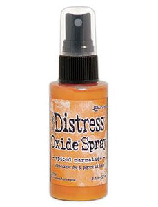 Tim Holtz Distress® Oxide® Sprays Spiced Marmalade
