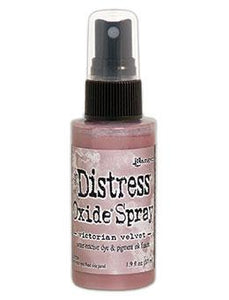 Tim Holtz Distress® Oxide® Sprays Victorian Velvet