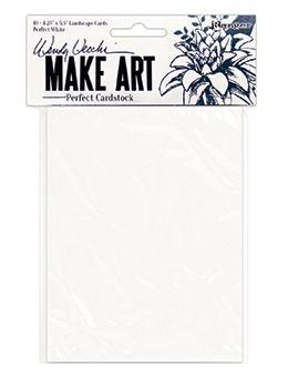Wendy Vecchi Perfect Cardstock White Cards 110lb