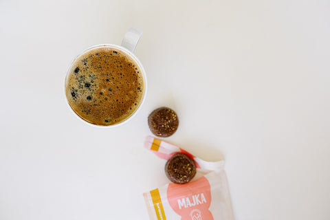 Majka Bulletproof Coffee and Nourishing Lactation Bites - Majka