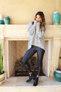 Bashful Sweater, Wish - Bohemian Mama