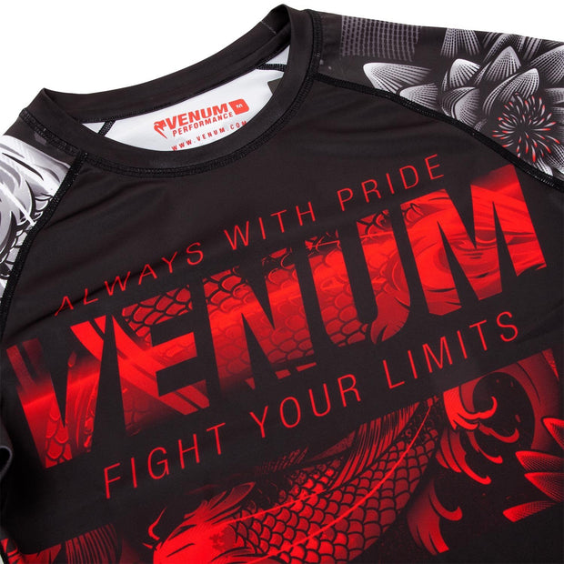 Venum Koi 2.0 Short Sleeve Rash Guard