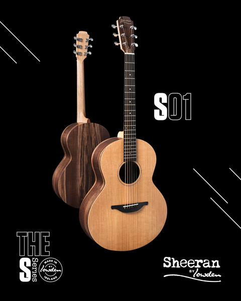 Sheeran by Lowden S01 (Expected Soon)
