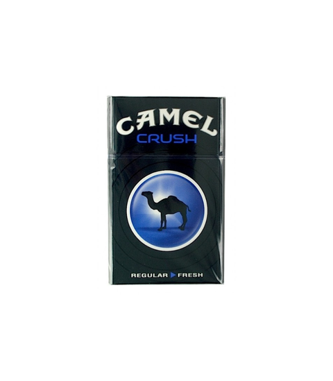 Camel Crush Cigarettes - Pink Dot