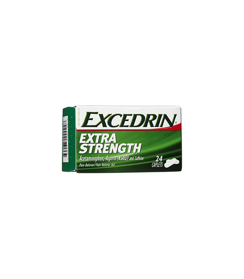 Excedrin Extra Strength - Pink Dot