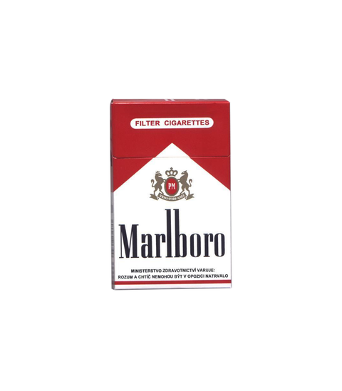 Marlboro Red - Pink Dot