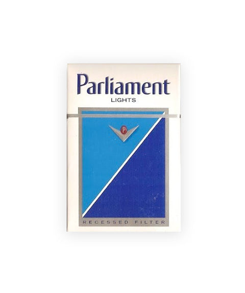 Parliament Cigarettes - Pink Dot