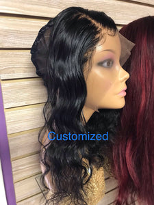 Lace Frontal Wig Caps