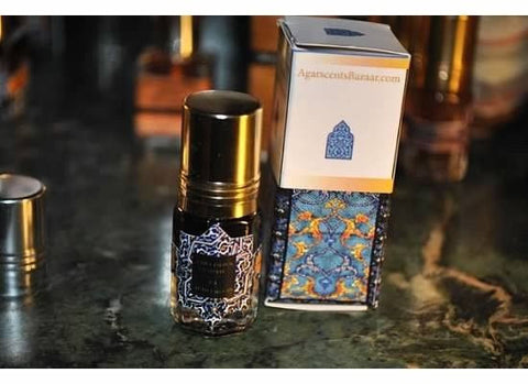 Svart Ambergris Indian Ocean Natural Perfume 3 ml