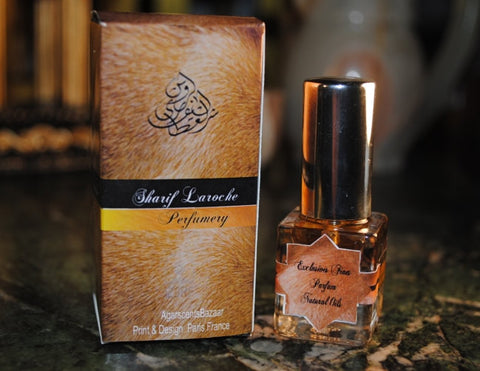 Spray de Perfume Natural Musk Musk 7ml