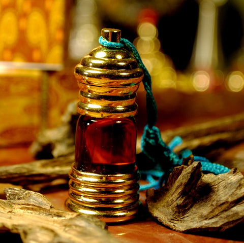 Ambergris Reddish Brown Mukahllat Perfume 3 мл