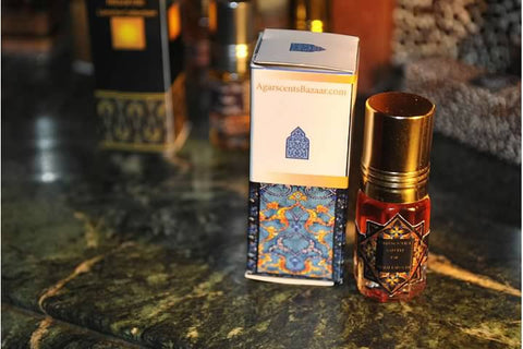 Hindi Dhen Al Oudh Attar 3 ml Aceite Oudh puro