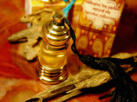 Ambergris D'Orient Natural Perfume 3 ml