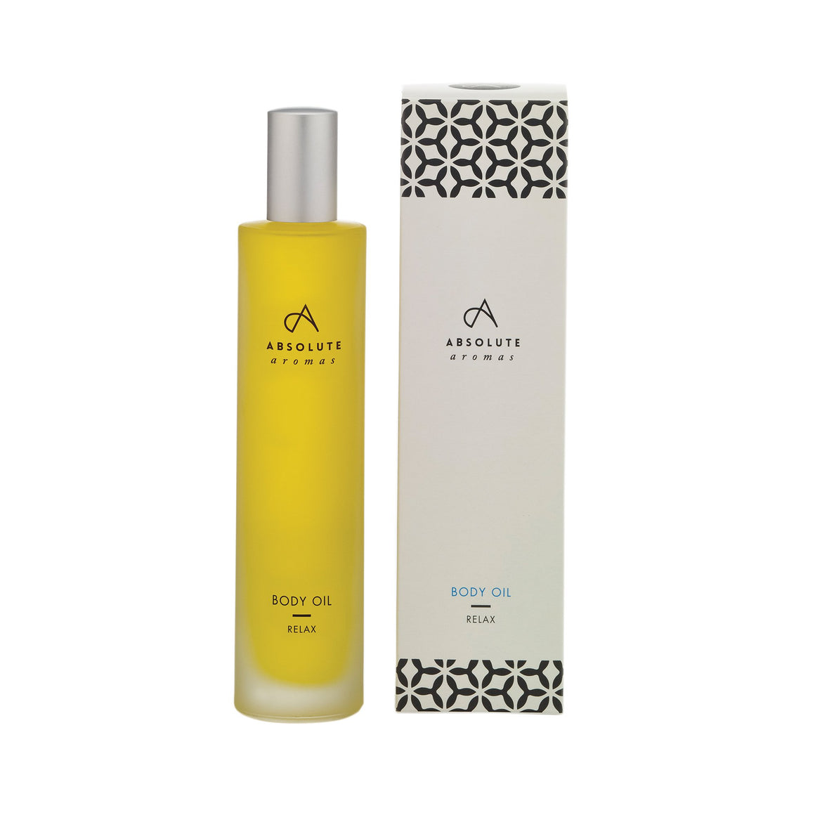 Absolute Aromas Relax Body Oil 3.38 Fl. Oz.
