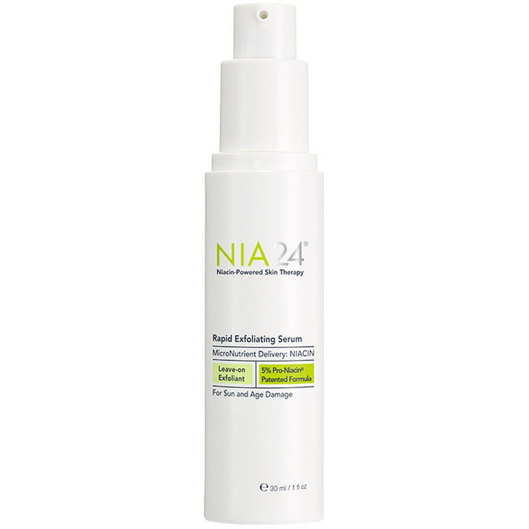 NIA24 Rapid Exfoliating Serum (1.0 fl oz/ 30 ml)