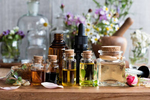 ABC's of Essential Oils