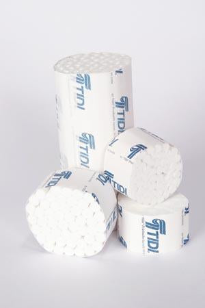 TIDI DENTAL COTTON ROLLS