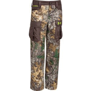 Boys' UA Storm Scent Control Barrier Pants