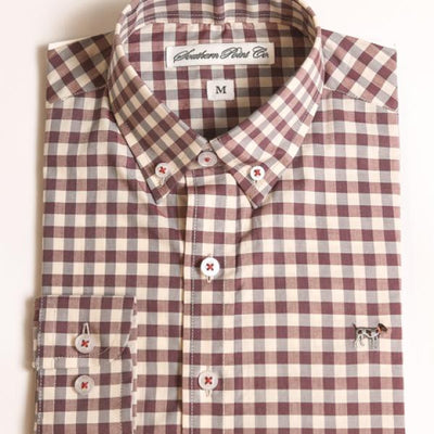 Southern Point Youth Button Down
